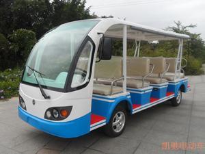 14座电动观光车[CAR-YL14C]