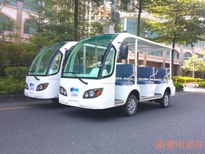 8座电动观光车[CAR-YL8C]